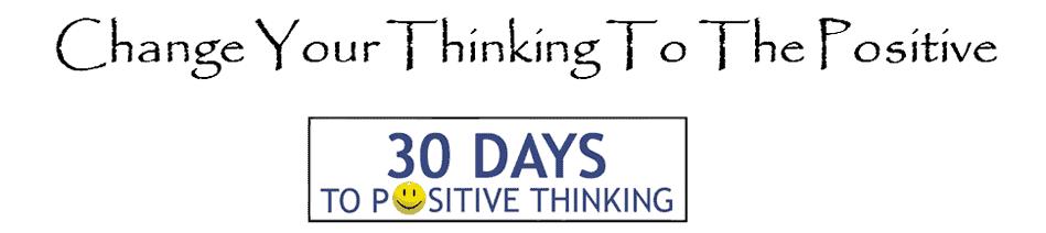 30 Days Header