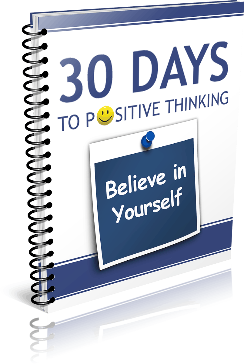 30 days to positive thinking