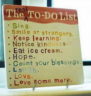 fun to do list