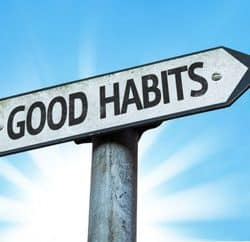 creating good habits