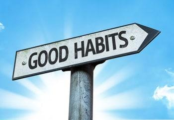 creating good habits