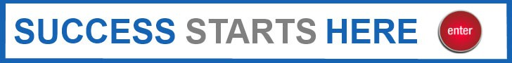 success starts here banner