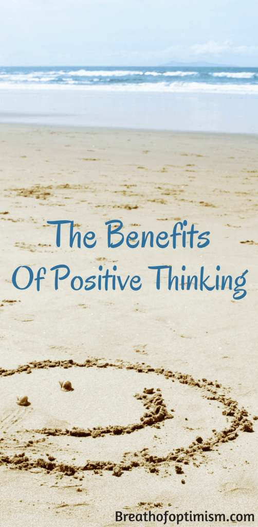 benefits positive thinking pinterest