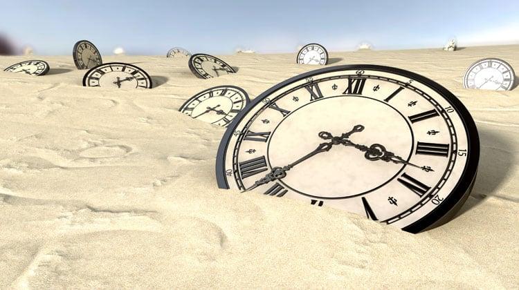 overcoming procrastination clock