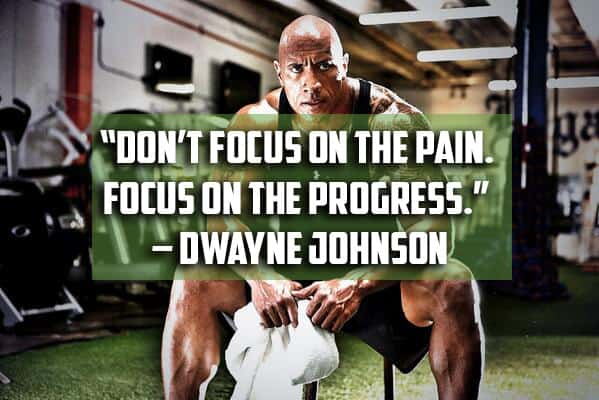 Progress Quotes - The Rock Quotes