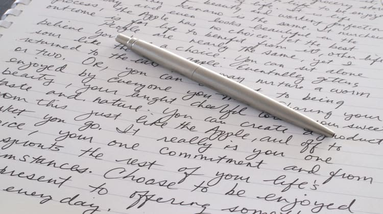 Gratitude Letters