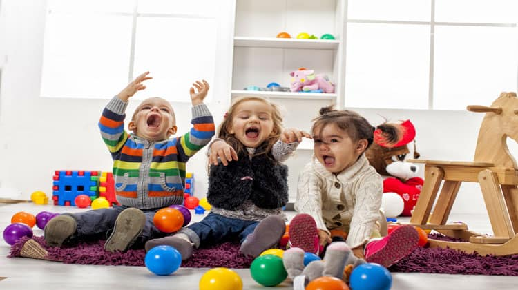 Kids Free Play