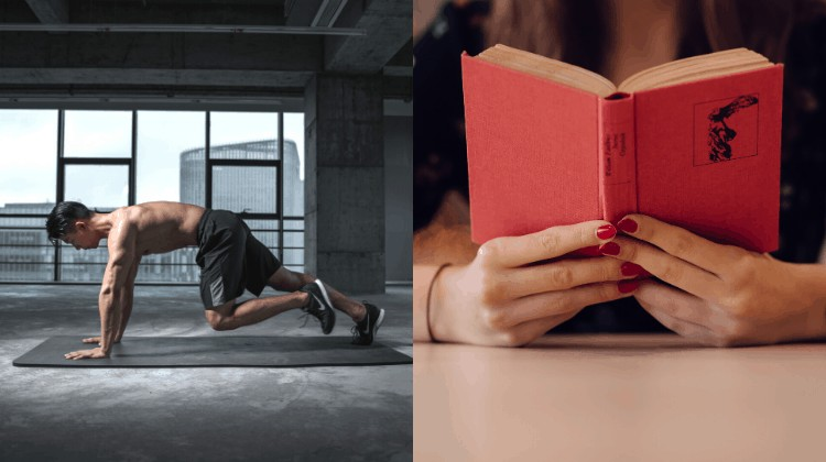 Exercise and Read