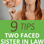 Two Faced Sister In Law